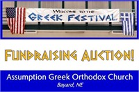 Greek Festival Fundraising Auction
