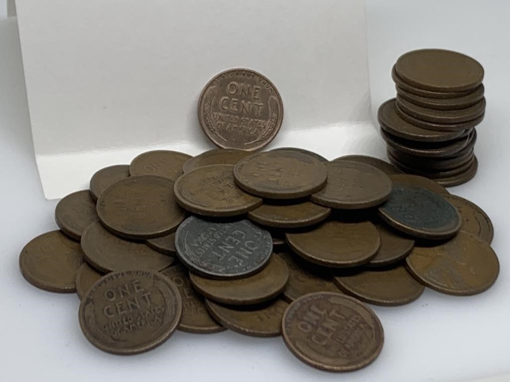 Qty 1 Roll 50 Unsearched Wheat Pennies Tyler Grace Auctions,4 Prong Dryer Cord To 3 Prong