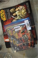 STAR WARS EPISODE 3-OFFICIAL 2005 PIN COLLECTION