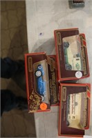 3 MATCHBOX MODELS OF YESTERDAY
