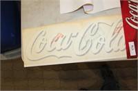 COKE SIGN MORABILIA