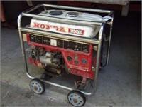 Honda 4500w Generator