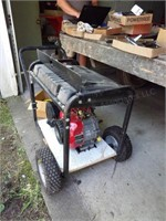 Generac 13hp Engine, Cart & Generator Panel