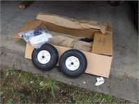 NIB Northern Equipment Generator Wheel Kit