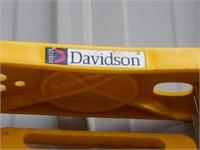 8' Davidson Aluminum Step Ladder