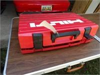 Hilti TE55 CombiHammer Masonry Hammer Drill & Case