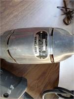 2pc Craftsman Corded Drills