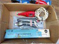 Elec. Soldering & Engraving Tools
