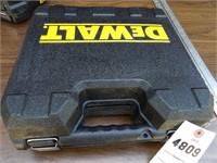 "Dewalt Corded 1/2"" Electric Impact Gun w/ Case"