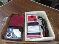 2pc Volt / Ohm & Dwell / Tach Meters