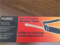Plews General Purpose Grease Gun w/ Box