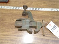 Luther Clamp-on style bench vice