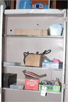 Hardware & Other Inside Cabinet - 12 Pc