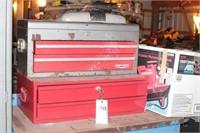 Craftsman 2 pc Upper Tool Box - 4 Drawer