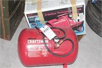 Craftsman 9 Gal Portable Air Tank