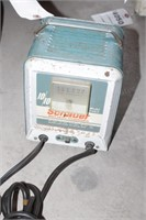 Schauer 10 Amp Bettery Charger - 6 & 12 Volt