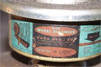 Precision Wheel Balencer - Model 12707