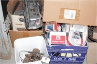 Large Assortment of Auto Parts