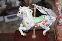 Carousel Horses - Music boxes