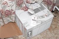 Small GE window unit air conditioner