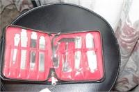 Multi-tool kit w/ case