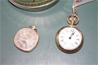 Pocket watches - 3 watches
