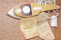 Seamstress II sewing iron
