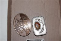 Detroit Diesel Belt buckles