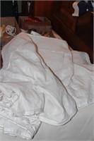 Full size comforter in bag