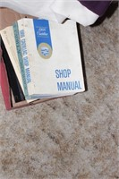Service manuals: Fischer body, Cadillac