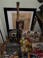 Baseball Memorabelia