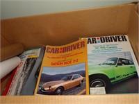 Auto Books & Magazines