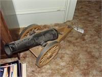 Plastic Cannon & Liberty Wind Sock