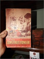 Construction Pioneer Vintage Construction Kit