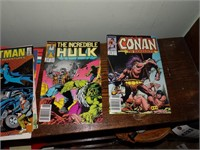 Comic Books -- 6 Pc