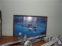 Beer Can Airplanes & Spirit of St Louis Photo