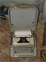Olympia Manual Typewriter in Case