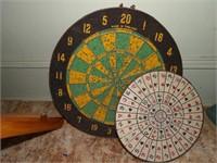 2 Dart Boards