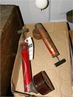 2 Vintage Insect Sprayers