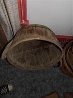 Antique Laundry (?) Basket