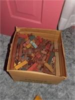 Wood Children's Toys