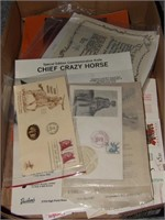 Collectible Stamp Assortment