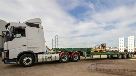 2020 Freightmore Transport Drop Deck Trailers - Trailers for Sale