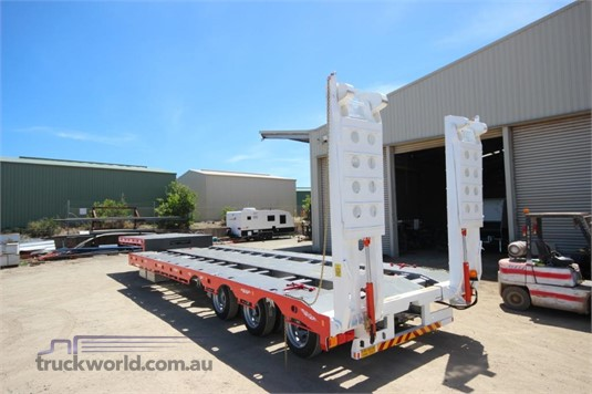 2020 Freightmore Transport Deck Widner Trailer - Trailers for Sale