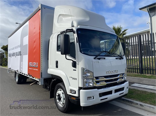 2020 Isuzu FSR - Trucks for Sale