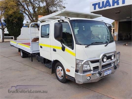 2012 Hino 300 617 - Trucks for Sale