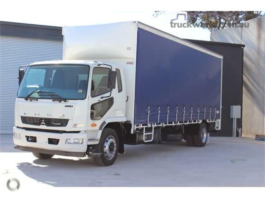 2015 Mitsubishi Fuso FIGHTER 1627 - Trucks for Sale