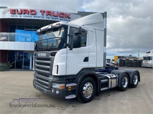 2006 Scania R420 - Trucks for Sale