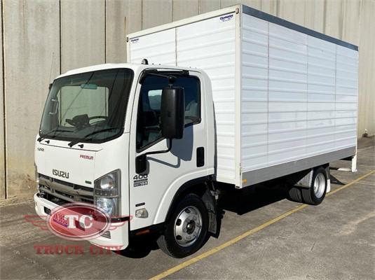 2012 Isuzu NPR 400 Truck City - Trucks for Sale