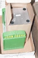 John Deere unstyled book ends